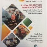 McDonnell's Stand 35a-36, Meat 2 Trade Food Expo 2019