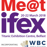 ME@T IFEX 2018 Belfast Titanic Centre 20-22 March 2018