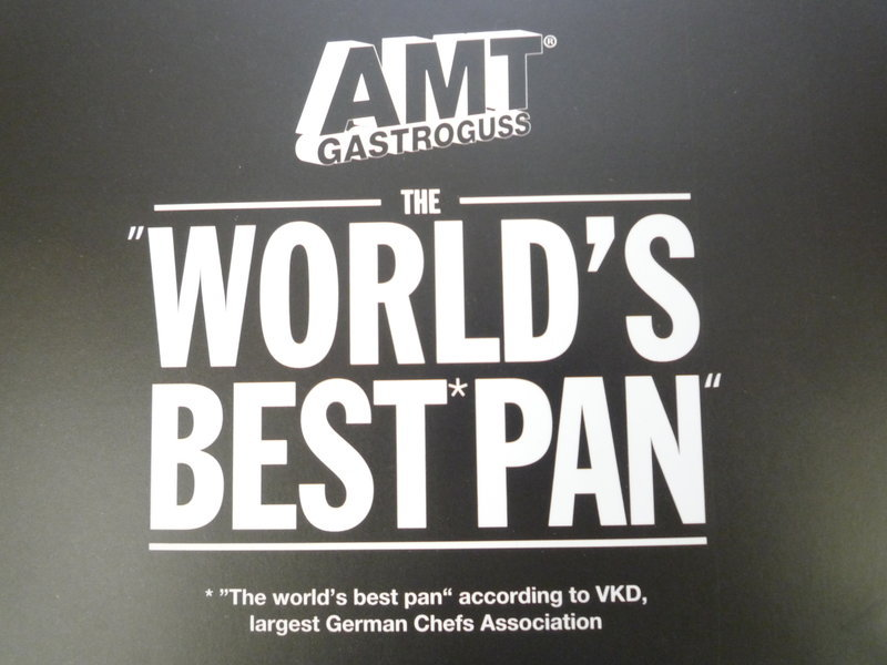 Product Maker: AMT THE WORLD'S BEST PANS